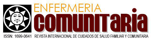 Logo Enfermería Comunitaria
